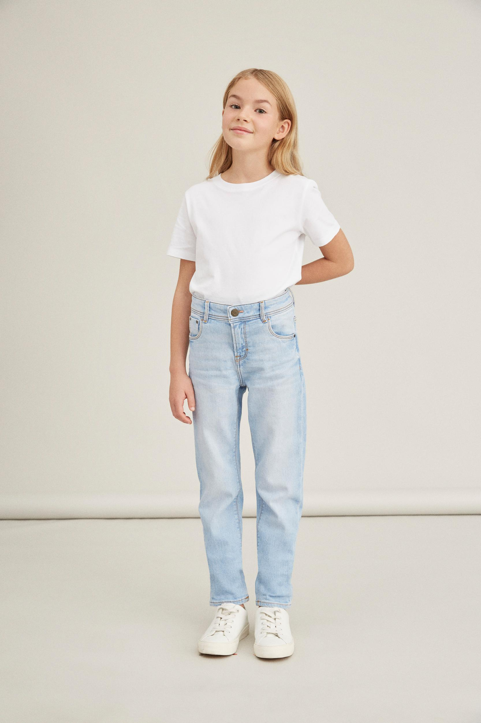 Jeans ROSE DNMTIPS1451 High Waist MOM PANT