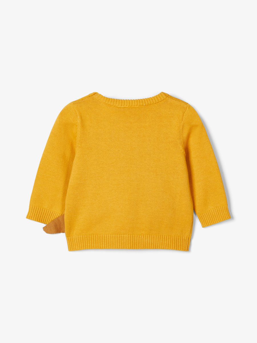 Strickpullover Dachs Nadimme LS Knit