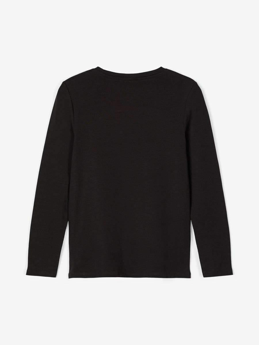 Langarmshirt  VUX LS Top -Black-