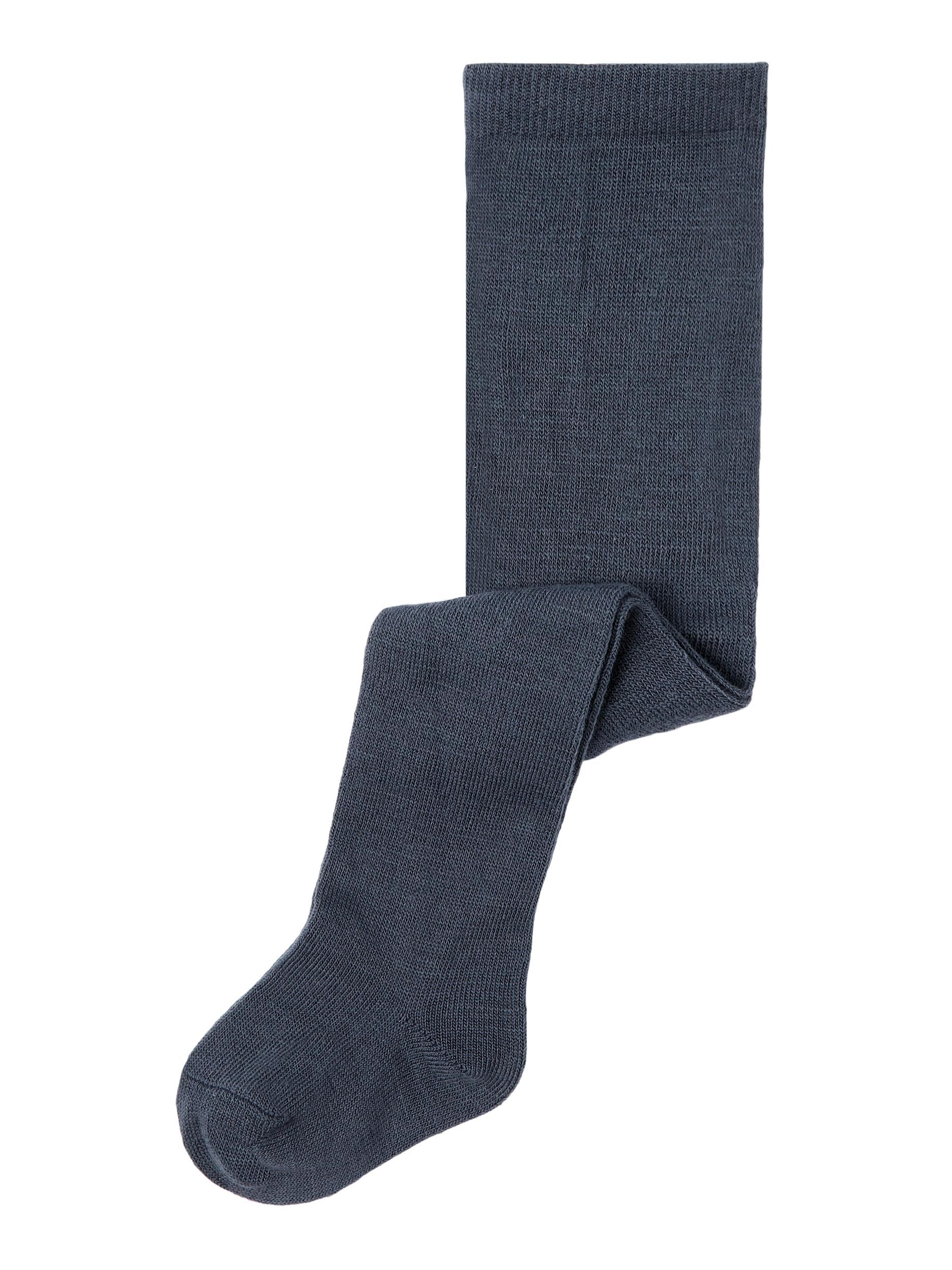 Strumpfhose Baby NBM WAK WOOL PANTYHOSE SOLID XXI -Ombre Blue-