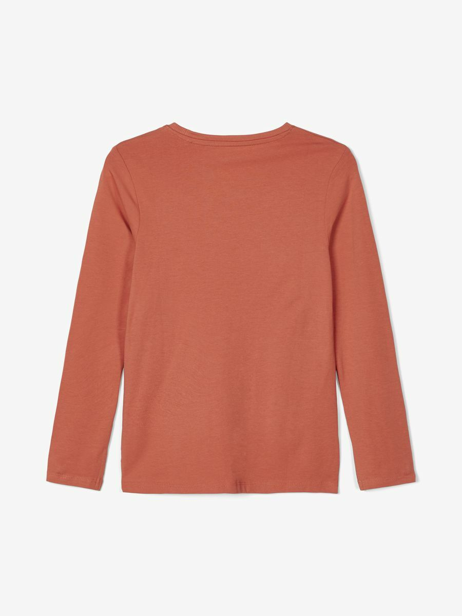 Langarmshirt  VUX LS Top -Orange-