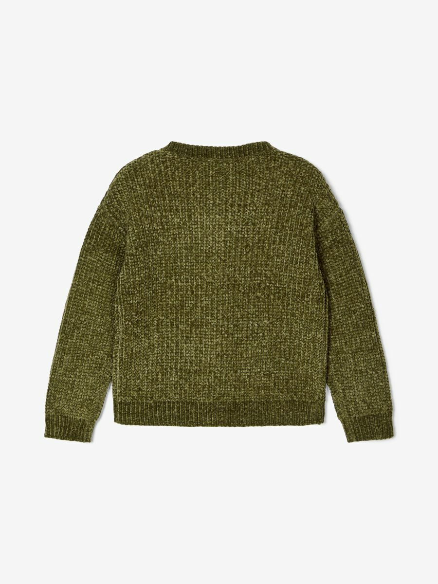 Strickjacke Rila LS Knit