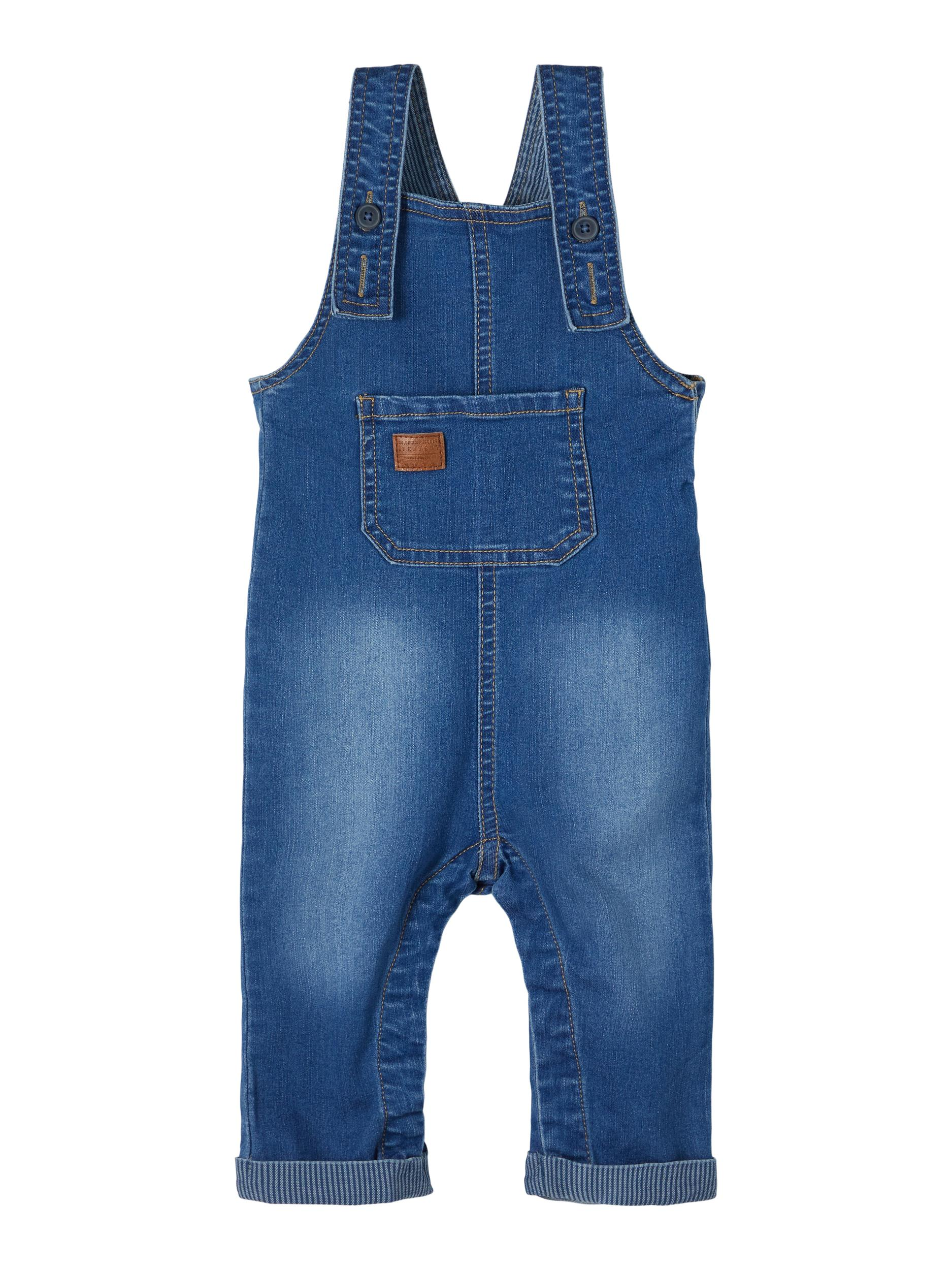 Baby Jeans-Overall NBM BARRY DNMATUMLES 2487 OVERALL